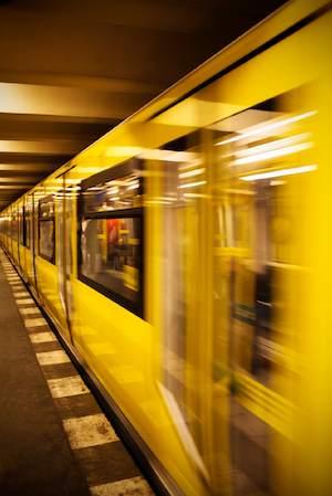 Anfahrt mit Bus und Bahn